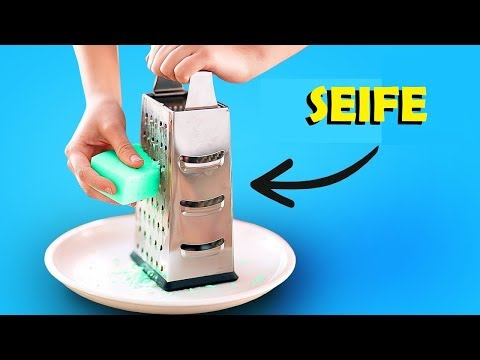 23 CLEVERE HACKS
