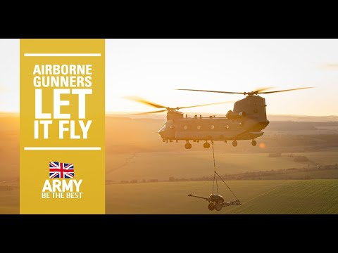 Exercise Cypher Strike  | 7th Parachute Regiment Royal Horse Artillery | British Army