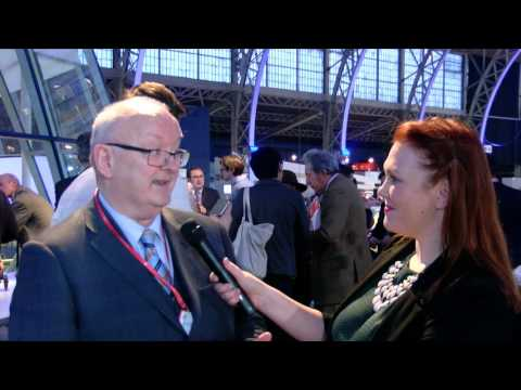 Interview Gerard Corcoran, Account Director, Huawei Western Europe – Smart & Safe Cities
