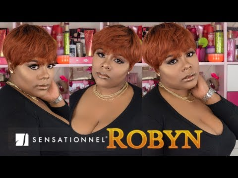 $20 🤑 She's ROBYN My ❤️ | 100% Human Hair | Sensationnel Empire Wig Review