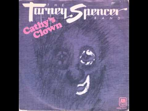 The Tarney-Spencer Band - Cathy's Clown