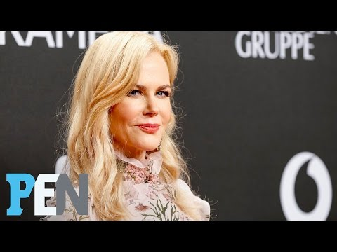 Thumbnail: Nicole Kidman Opens Up About Dealing With Tom Cruise Divorce During Moulin Rouge Fame | PEN | People