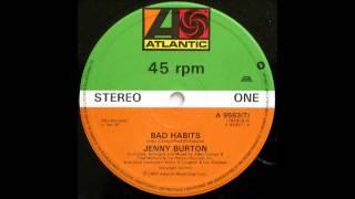 JENNY BURTON - Bad Habits (12