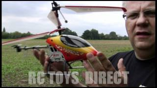 T34 RC HELICOPTER