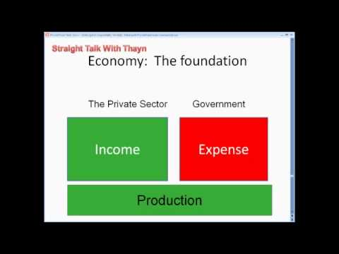 relationship between government and private sector