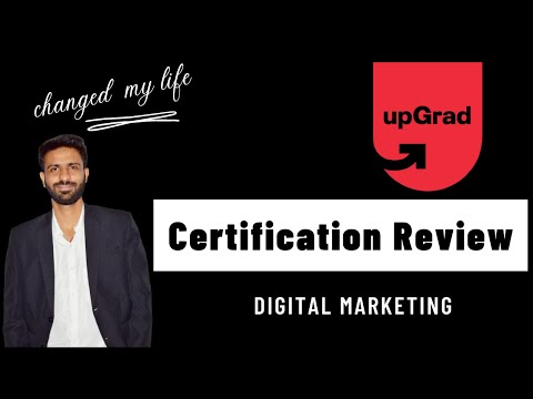 UpGrad Digital Marketing Course review   UpGrad course   vikramthinks   Job Interview  