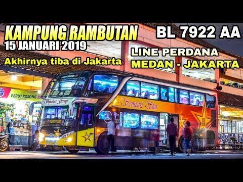 Line Perdana, Menit - Menit kedatangan Bis SDD Sempati Star di Terminal Kampung Rambutan , Jakarta Mp3