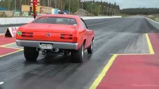 2012 Drag Nationals Lindesberg