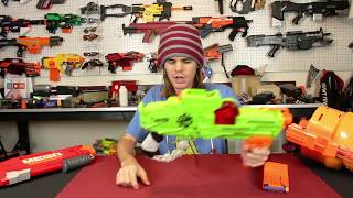 NERF TOP 5! WORST NERF GUNS OF 2017 RANKED