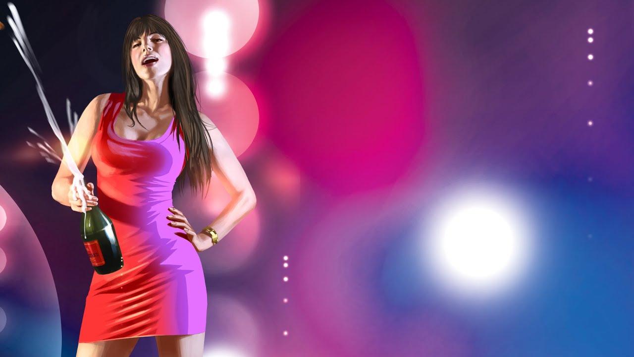 Gta 4 Ballad Of Gay Tony Girl In Pink Dress