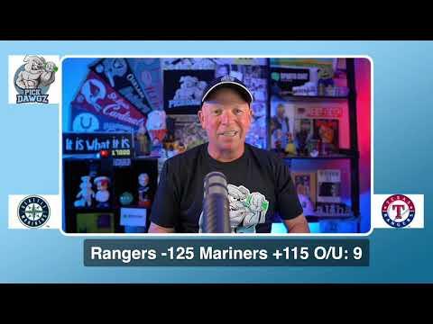 Texas Rangers vs Seattle Mariners Free Pick 8/12/20 MLB Pick and Prediction MLB Tips