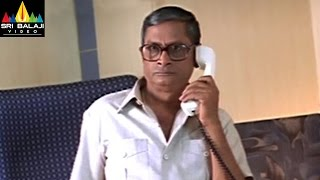 Comedy Scenes Back to Back | Telugu Comedy Scenes Volume 10 | Sri Balaji Video