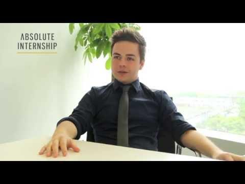 Intern Profile: James - Finance Internship in Shanghai