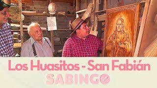 Los Huasitos viajaron a la Región del Ñuble a conocer San Fabián de Alico - Sabingo