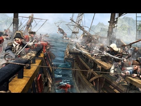 Let's Look At: Assassin's Creed IV: Black Flag! (Campaign)