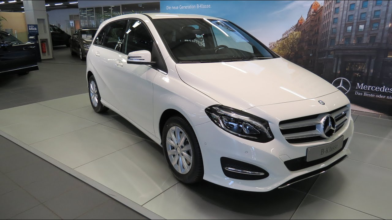 2015 Mercedes B Class 180 Youtube