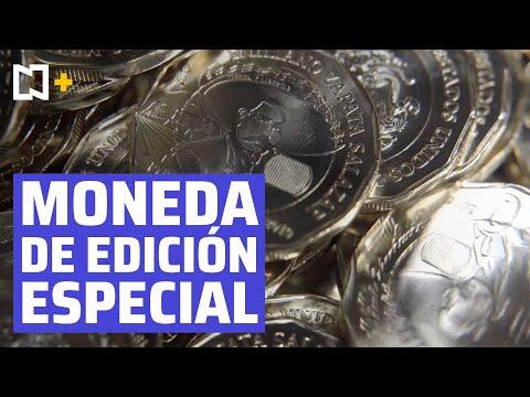 Banco de México pone en circulación moneda de 20 pesos conmemorativa de Emiliano Zapata.