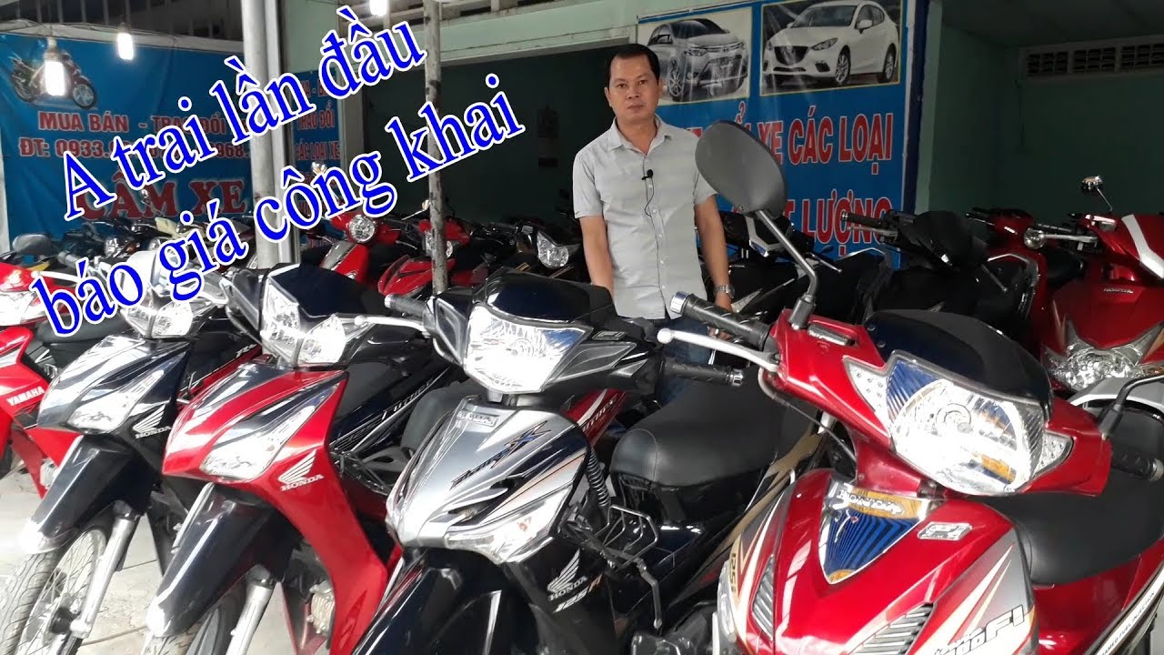 báo giá công khai xe Future,Fututr neo,Future X,..v..v..tại cửa hàng xe máy nhã linh-Huy Hoàng