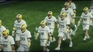 Casey Powell Lacrosse 16 - Full Match in Player Career