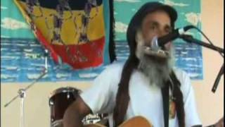 RAS DAVID solo@ festival in emerald triangle 2008