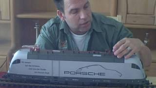 """Gartenbahn f. Einsteiger - Piko Taurus """" Porsche"""""""