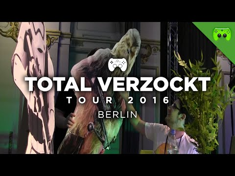 TOURBLOG: BERLIN 🎮 #TotalVerzockt Tourblog #5