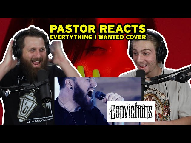 Convictions // Billie Eilish Everything i wanted COVER // Pastor Rob Reacts