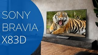 SONY BRAVIA X83D 4K 43inch Andriod TV Unbox (part-1)