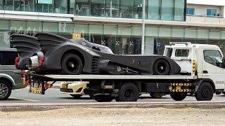 Dubai Car Spotting Compilation Video: Part 3