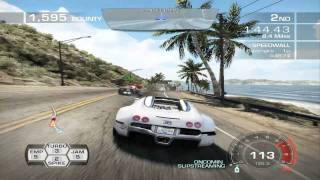 Need for Speed Hot Pursuit ~ Racer Gameplay ~ Breaking Point