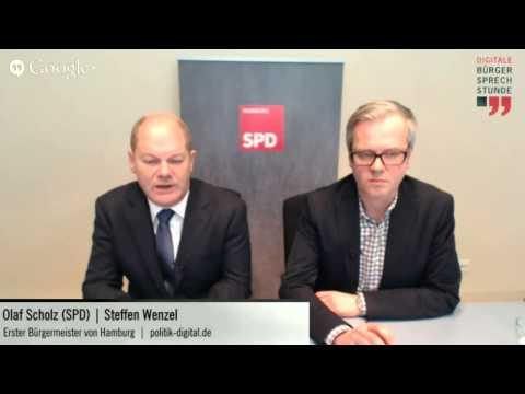 Wahlkampf-Spezial mit Olaf Scholz (SPD)