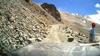 Чон Кемин. Перевал Кок Айрык 2012.07.29.mpg