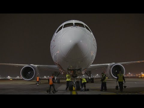 First Ever Non-stop Flight From Australia To UK