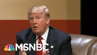 Trump 'Is A Man Of Many Fears': Former Military Leaders React To The Atlantic's Reporting | MSNBC
