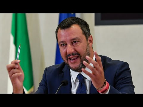 Salvini pulls support for Italian coalition, calls for snap election