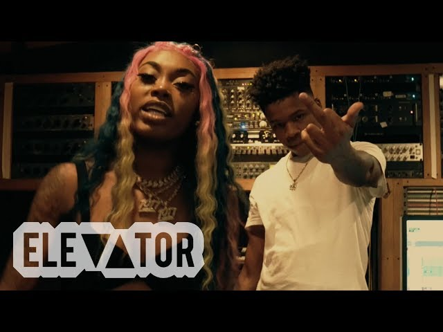 Kenny B ft. Asian Doll - Pop Out (Official Music Video)