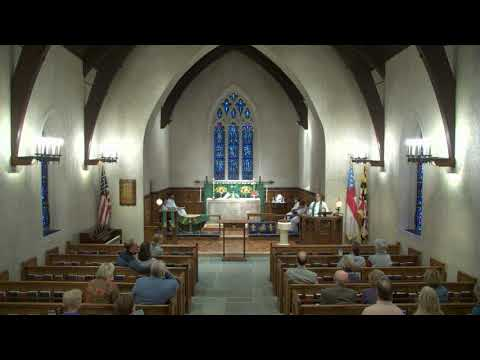 """""""Making a difference in changing times"""" – St  John's Church, October 29, 2017 – The Rev. Tracy Bruce"""
