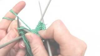 Repeat youtube video Socken stricken 6 * Fußteil & Spitze * Bandspitze & Abketten