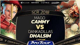 Download Video Mago (Cammy) vs. Dankadillas (Abigail) - SCR 2018 Day 2 Pools - SFV - CPT 2018 MP3 3GP MP4