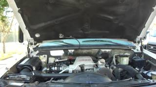 2002 Chevrolet Silverado 3500 HD Dually Diesel Utility Truck - 39K Miles!!