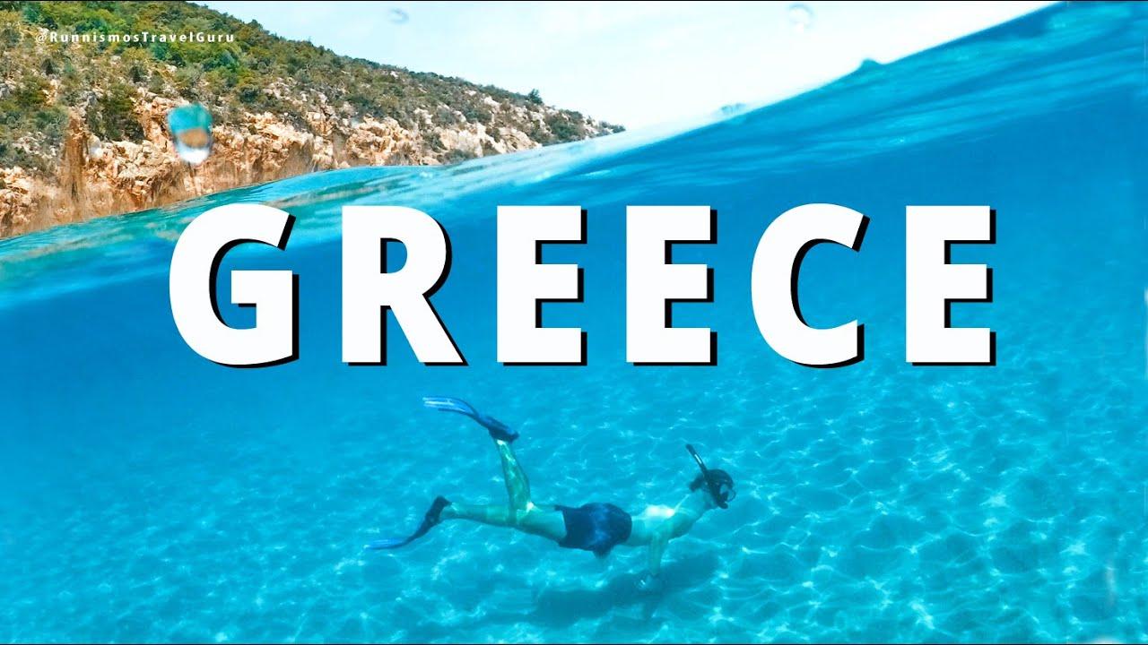 Katerini beaches, Litochoro - Greece