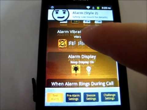 SureFire Alarm Clock Demo