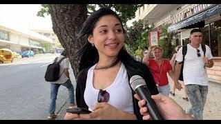 CUBANAS opinan: ¿TAMAÑO o MOVIMIENTO?