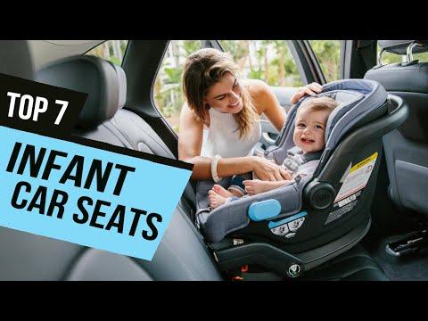 Best Infant Car Seats In 2020 [Top 7 Picks]