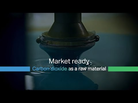 You might be sleeping on CO2 soon: The waste gas can replace fossil oil in plastics production
