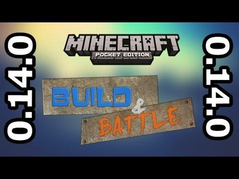 Minecraft PE Build Battle'a Nasıl girilir ? IP ADRESİ AÇIKLAMADA !!