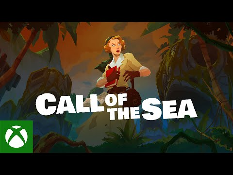 Call of the Sea Reveal Trailer