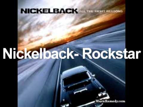 Nickelback - Rockstar (Clean Version)