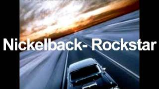 Nickelback- Rockstar (Clean Version)