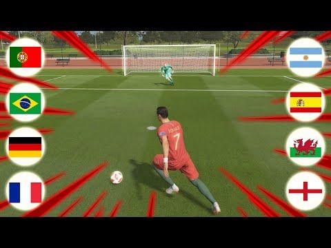 COMEÇA O CAMPEONATO DE SELEÇÕES 1vs1 !! | FIFA 19